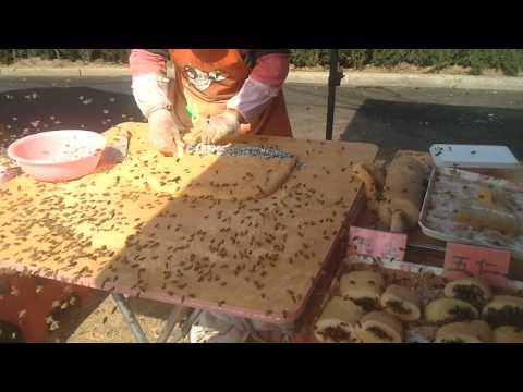 Bienenstich in China