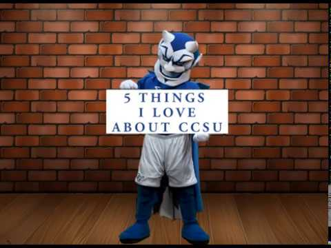 5 Things I Love About Ccsu