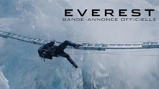 Everest: la bande annonce du film en version française