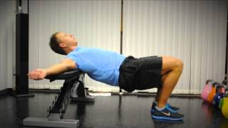Exercise Index: Hip-Thrust with Bodyweight