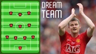 Solskjaer's Man Utd dream team