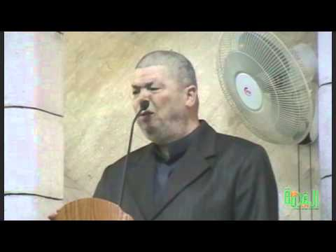 خطبة الجمعة لفضيلة الشيخ عبد الله 1/11/2013