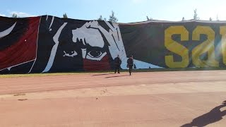 making of tifo sauvez la + ambiance 28/02/20150 chlef 2-0 cr belouizded.song : The Wolf and the Moon - BrunuhVille