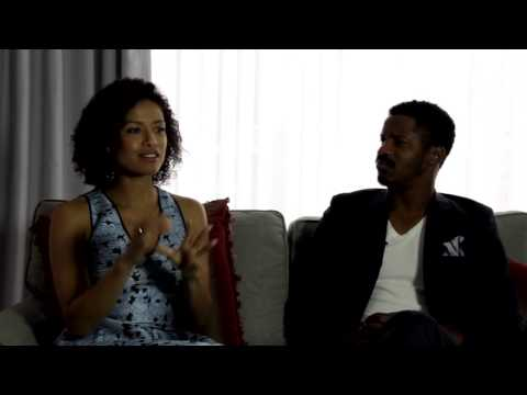 Gugu Mbatha Raw & Nate Parker on Beyond The Lights