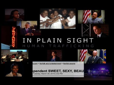 In Plain Sight: Human Trafficking