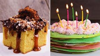 Top 8 Cake Recipes  Best Cake Recipe Ideas  Easy DIY Recipes...