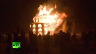 2013 Burning Man YouTube video