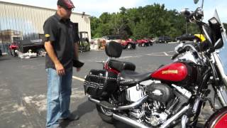 4. 2010 Harley-Davidson Heritage Softail Classic