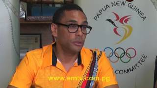 With only three days to this year's Youth Commonwealth Games in the City of Nassau, the last of Team PNG have left the country. The last to leave were athletes for Beach Volleyball, Tonnie Gima and Damien Aisi.Accompanied by Chef De Mission, Michael Henao, both players have been encouraged to do their best. visit us at http://www.emtv.com.pg/ for the latest news...