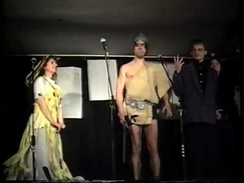 Kabaret Afera - Pierwszy występ: Lata '80 i '90 XI-ego stulecia (LQ) (cały program!)