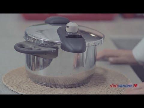 Sai come usare correttamente la pentola a pressione?  - ViviDanone.it