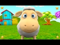 Kids English Nursery Rhymes Video Collection | 3D Baby Songs by Little Treehouse S03E60