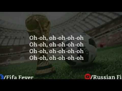 Fifa Worldcup 2018 Russia Official Song (one Life) With Lyrics