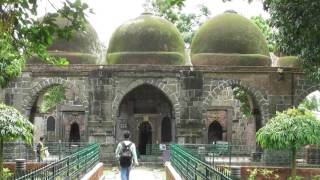 Hooghly India  city photos gallery : Historical ancient monuments of Gazi Dargah Tribeni District Hooghly West Bengal India