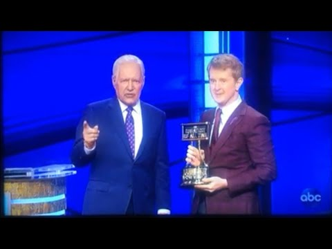 Ken Jennings Wins The Jeopardy! Greatest Of All Time