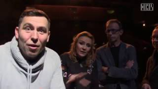 Skecz, kabaret - Kabaret Pod Wyrwigroszem - Za sceną!