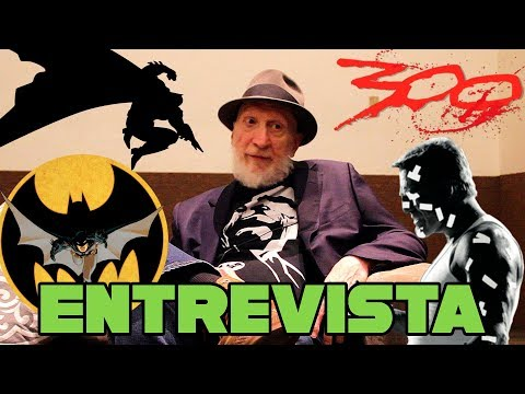 Entrevista con Frank Miller (The Dark Knight Returns, 300, Sin City, Daredevil)