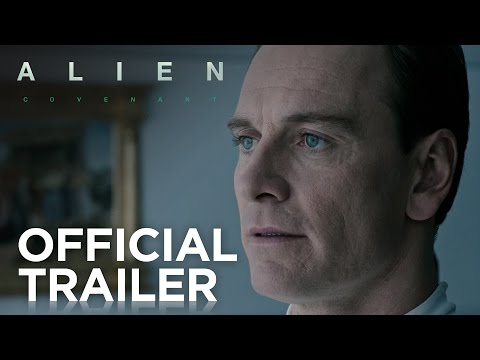 Alien Covenant Official Trailer