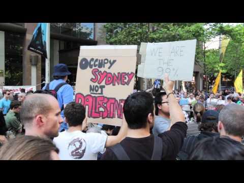 Occupy Sydney: Day 1