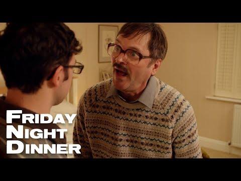 Sleepwalking Jim   Friday Night Dinner