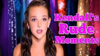 Video Dance Moms: Kendall Vertes's RUDE Moments PART 1 MP3, 3GP, MP4, WEBM, AVI, FLV Februari 2018