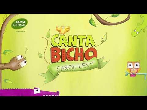 CantaBicho com Carol Levy | CAIXA Cultural São Paulo