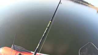 видео ловля на ратлины с лодки