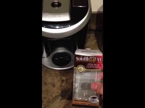 Keurig Vue V700 Coffee Maker. Solocup V1 Gold, It Makes Ramen!