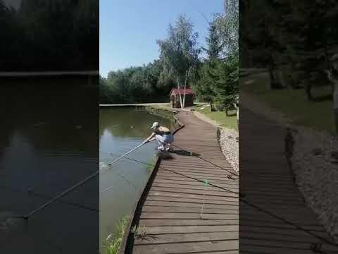 Видеоотчет о рыбалке за 7 августа 2021 г.