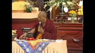LUYỆN TÂM QUA TÁM ĐOẠN KỆ  – Ngài Tulku Neten Rinpoche