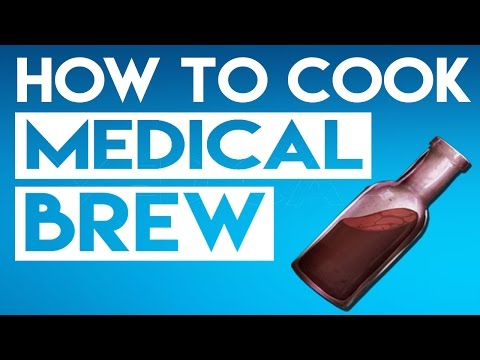 How To Cook Medical Brew! - Ark: Survival Evolved
