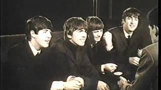 The Beatles and fans interviews at ABC Cinema Carlisle, Cumbria, UK,  21st November 1963