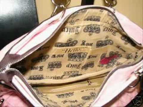 Authentic Handbag Juicy