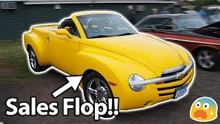 Video 8 Cars That Were Sales Flops!! (No One Bought Them) MP3, 3GP, MP4, WEBM, AVI, FLV September 2019