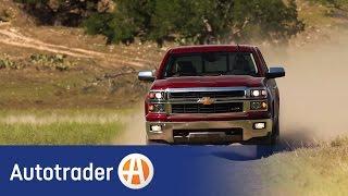 2014 Chevrolet Silverado: First Drive Review - AutoTrader