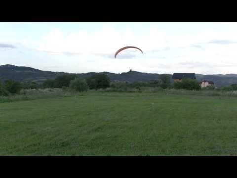 Edib - paragliding (видео)