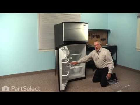 Refrigerator Repair – Replacing the Crisper Pan (Whirlpool Part # 2218140)