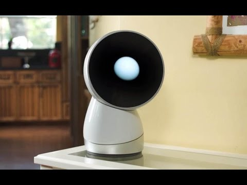 Jibo, thuisrobot video