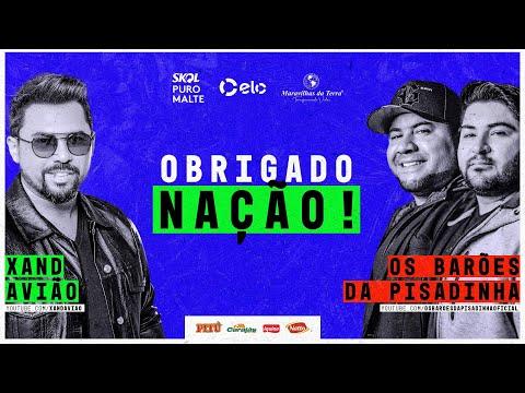 Xand Avião & Os Barões da Pisadinha (LIVE OFICIAL)