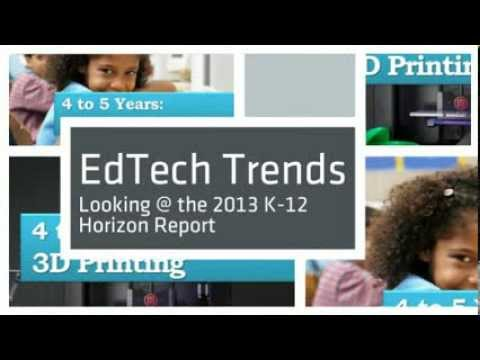 Exploring Educational Technology Trends