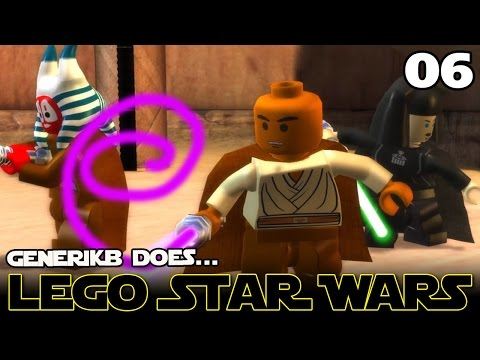 complete - Use the FORCE to hit that LIKE BUTTON for more Lego Star Wars: The Complete Saga!!! About This Game: Kick Some Brick in I through VI Play through all six Star Wars movies in one videogame!...