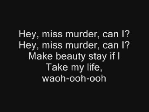 AFI - Prelude 12/21 + Miss Murder (with lyrics)