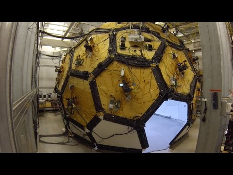 CMU researchers create a huge dome that can read body language