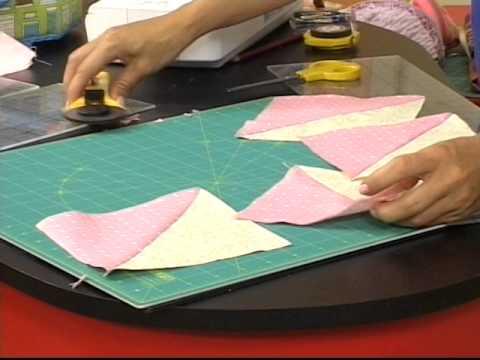 patchwork - come realizzare un blocco multiuso