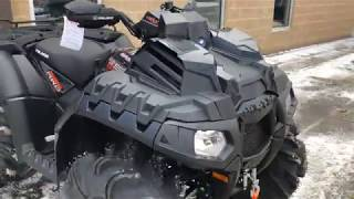 5. 2018 Polaris Sportsman 850 High Lifter Edition