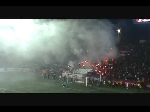 LA MASAKR3 - Recibimiento Tijuana vs Veracruz (21.12.2011) - La Masakr3 - Tijuana