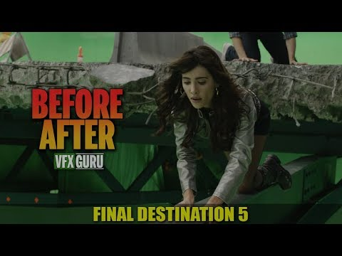 Video Final Destination 5 (2011) - Behind The Bridge Scene - Before/After Visual Effects download in MP3, 3GP, MP4, WEBM, AVI, FLV January 2017