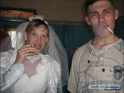 Свадьба в русской глубинке (видео)