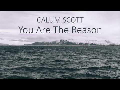 gratis download video - Calum-Scott--You-Are-The-Reason-LYRICS