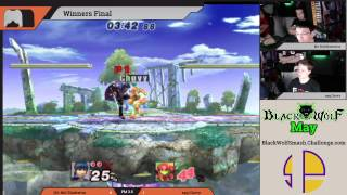 The Deadly Marth Bladewise vs Chevy the Samus @ Black Wolf May – this set is a must watch